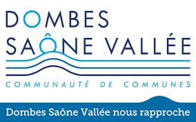 logo communauté de communes dombres saone vallée